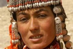 Portrtait-femme-Asie Centrale-LMBlanchard