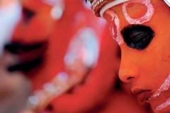 enfant Theyyam  ©Henriette Palavioux