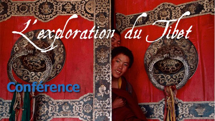 """Conférence – """"L'exploration du Tibet"""""""
