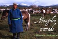 "Film et conférence – ""Mongolie nomade"""