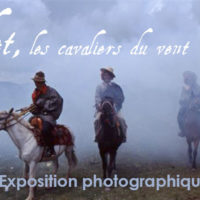 "Exposition photo : ""Tibet, les cavaliers du vent"""