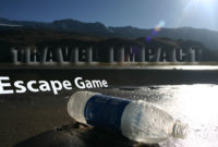 "Escape Games – ""Travel impact"""