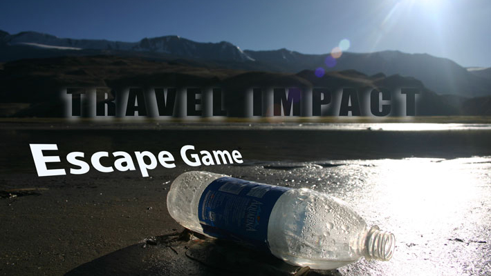 "Escape Game – ""Travel impact"""