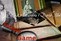 "Escape Game – ""Qui est Alexandra David-Néel ?"""