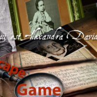 "Escape Games – ""Qui est Alexandra David-Néel ?"""