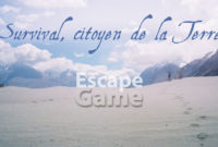 "Escape Games – ""Citoyen de la Terre"""